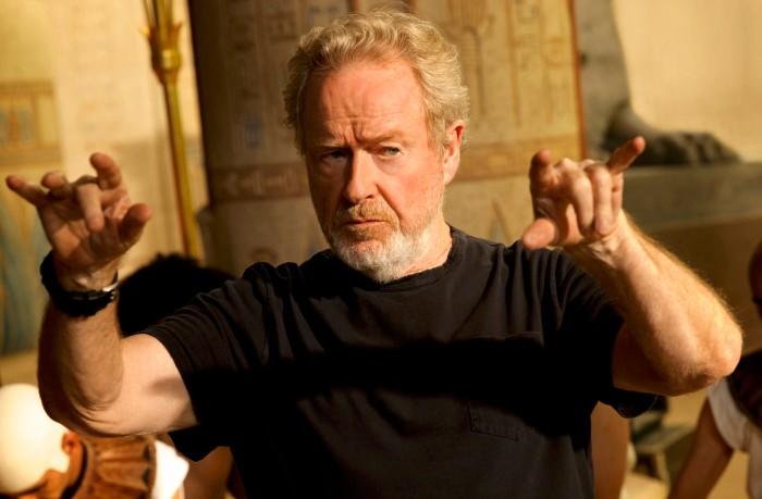 Ridley Scott te quiere joder definitivamente Alien