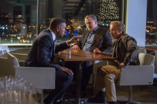 """L-r, Will Smith, Alec Baldwin and Arliss Howard star in Columbia Pictures' """"Concussion."""""""