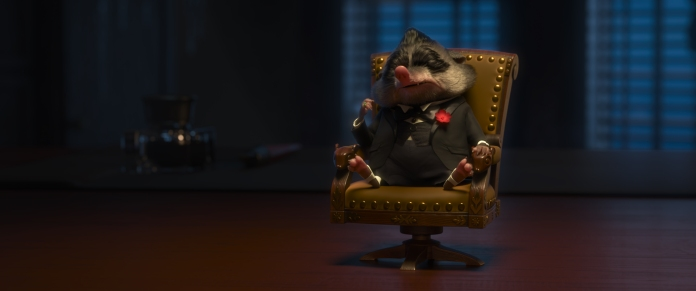 "MR. BIG — The most fearsome crime boss in Tundratown, Mr. Big commands respect—and when he feels disrespected, bad things happen. A small mammal with a big personality, Mr. Big is voiced by Maurice La Marche. Walt Disney Animation Studios' ""Zootopia"" opens in U.S. theaters on March 4, 2016. ©2016 Disney. All Rights Reserved."