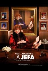 La_Jefa_Teaser_Poster_JPosters